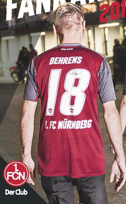 Merchandising Stadionliebe wir sind der Club FCN Nuernberg