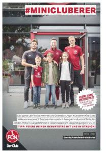 Minicluberer Nürnberg Sportfamilie Sportler