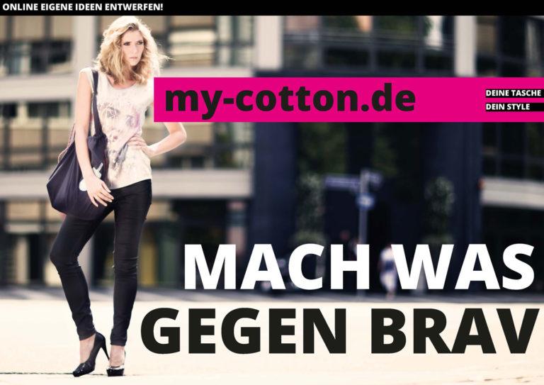 Fashionfotografie Style My Cotton Modemarketing