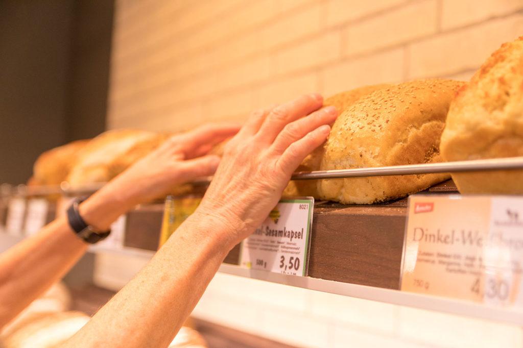 Additorialshooting Lebensmittelindustrie Markenqualität Glutenfrei Eiweisbrot Handwerk
