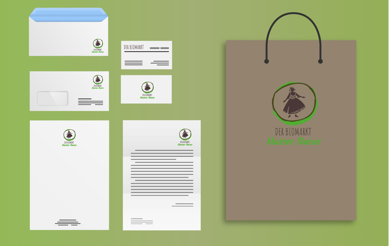 Printmedien Corporate Design Firmenkooperationen Einheitliches Auftreten