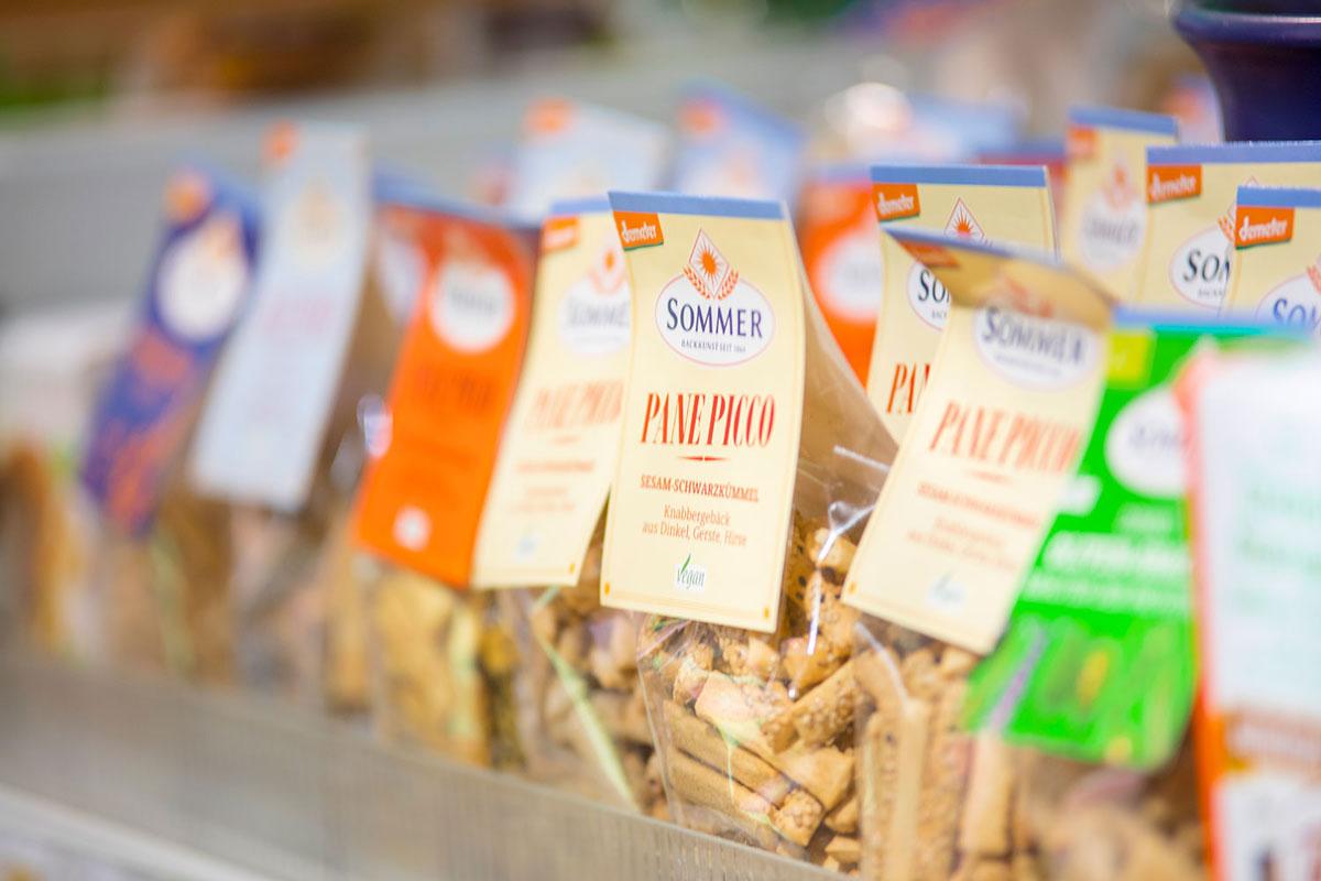 Foodfotografie Markenprodukte Qualitätssiegel Glutenfrei